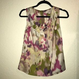 Watercolor tank top!